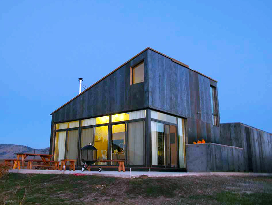 Jesse Garlick S Sky House Is An Off The Grid Vacation