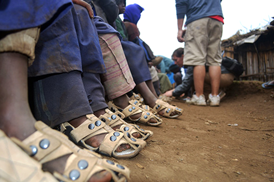 Wonderful The Shoe That Grows, Adjustable Shoes, Shoes For Impoverished Kids,  Impoverished Kids Shoes