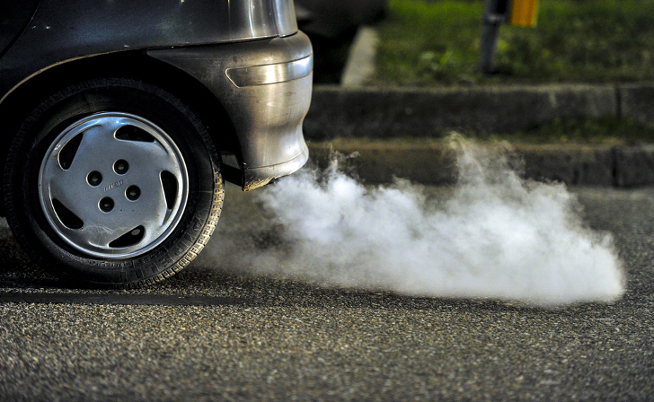 air pollution caused by vehicles essays