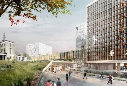 LPO, Oslo, Oslo business district, business quarter, Oslo business quarter, Oslo Norway, Norway, architecture competition, Oslo architecture competition