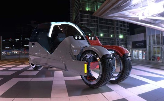 traffic, transportation, contemporary design, 3D printing, motorcycles, cars, lane splitting