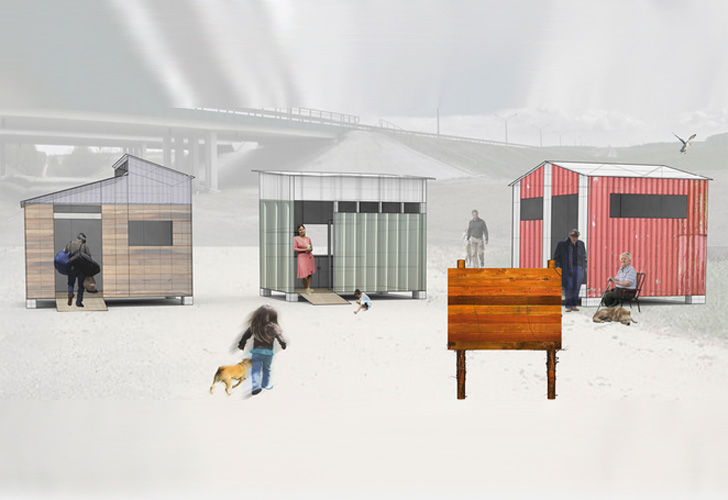 Seattle teens make solar powered tiny homes for area homeless ...