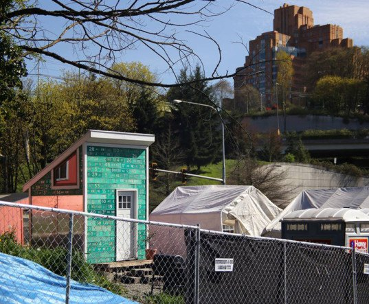 green design, eco design, sustainable design , tiny homes, Impossible City, Sawhorse Revolution, tiny homes for homeless, Nickelsville, Habitat for HUmanity