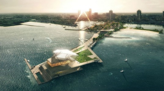 st petersberg florida pier, pier redesign, st petersberg pier contest, st petersberg pier winning design