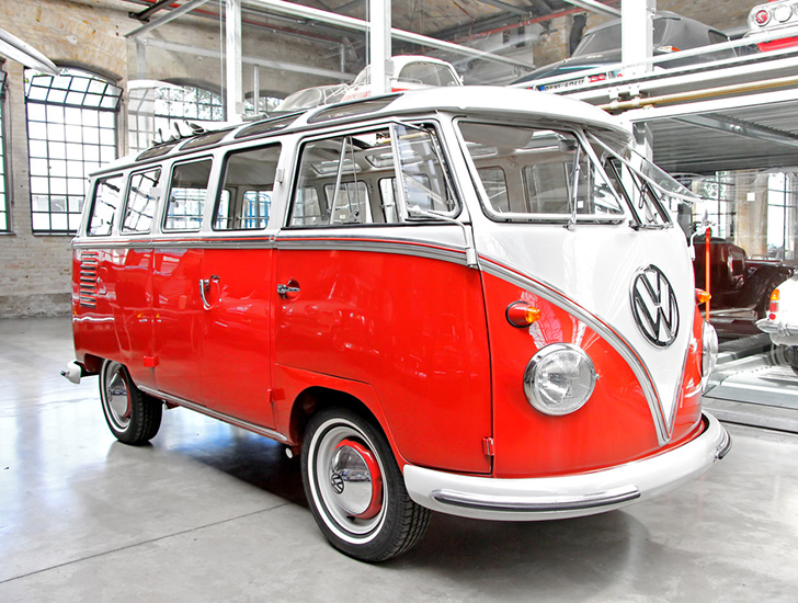 iconic vw camper van to be revived as a battery electric vehicle inhabitat green design. Black Bedroom Furniture Sets. Home Design Ideas