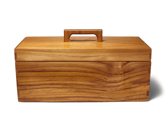 adam poritz, Abner Teak Toolbox, bklyn designs, bklyn designs 2015, brooklyn design, brooklyn designers, made in brooklyn, sustainable design, eco design, green home furnishings, nyc design, furniture made in brooklyn, brooklyn goods, goods made in brooklyn, green design