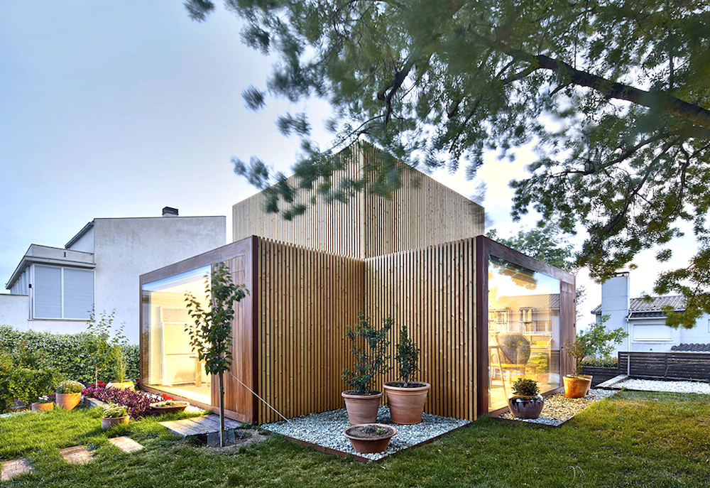 Arquitecturia Built This Darling Girona Artist Studio In A Mere 3 Weeks