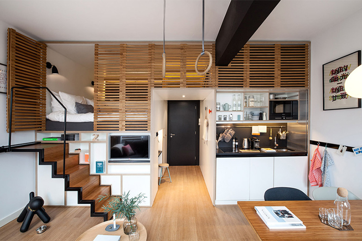 Zoku Amsterdam Is An Innovative Loft Like Space That Spells The End