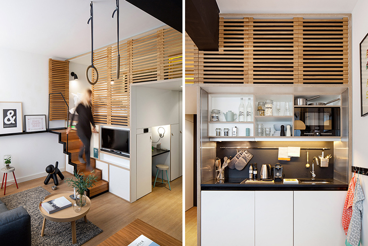 Zoku Amsterdam Is An Innovative Loft Like Space That