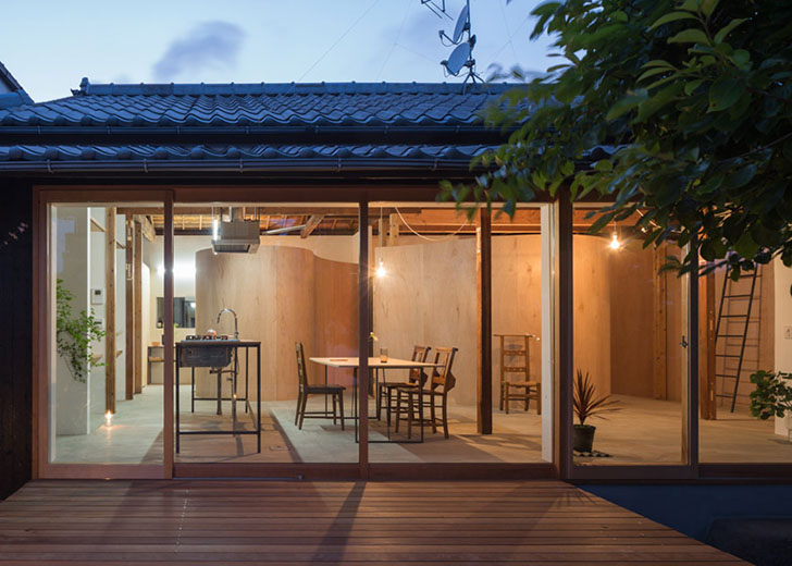 Tato Architects turned this congested Japanese home into an open, modern  marvel | Inhabitat - Green Design, Innovation, Architecture, Green Building