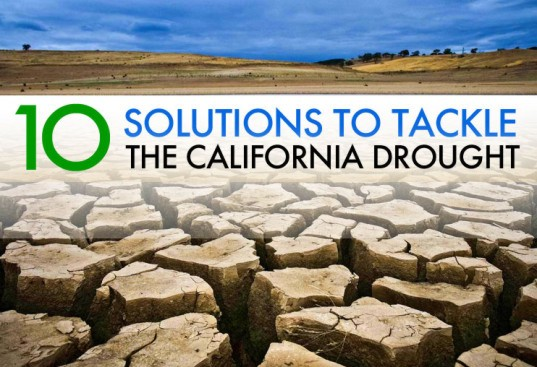 How to tackle the California drought, Solutions for the CA drought, solutions to California's drought, how to solve california's drought, how to solve the drought, drought solutions, how to fix the drought