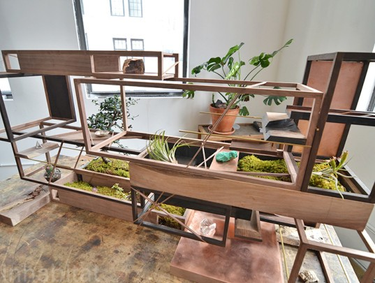Plant in City, Huy Bui, sight unseen offsite, sight unseen, new york design, week, nyc x design, green design, sustainable design, design shows, design events, interior design, green furniture, green products, green interiors, sustainable furnishings