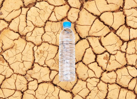 How Nestle is pillaging California's water in the 4th year of the state's worst drought