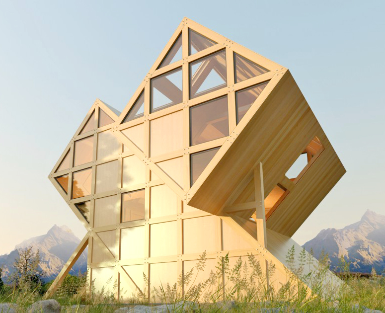 Plan Bureau Valley House « Inhabitat U2013 Green Design, Innovation,  Architecture, Green Building