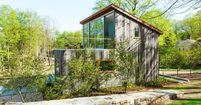Peek inside the beautiful sustainable home an architect designed