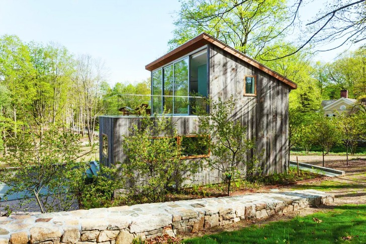 Peek inside the beautiful sustainable home an architect designed for her family