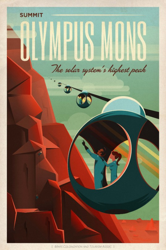 spacex, elon musk, mars, mars exploration, traveling to mars, humans on mars, mars travel posters, spacex public domain, mars colonization and tourism association