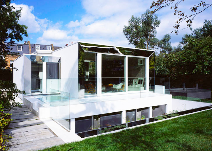 The daylit Covert House in London is a Passivhaus stunner