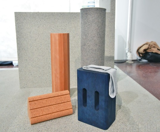 Outdoor Voices, Visibility, Yoga, Yoga Bundle Kit, sight unseen offsite, sight unseen, new york design, week, nyc x design, green design, sustainable design, design shows, design events, interior design, green furniture, green products, green interiors, sustainable furnishings