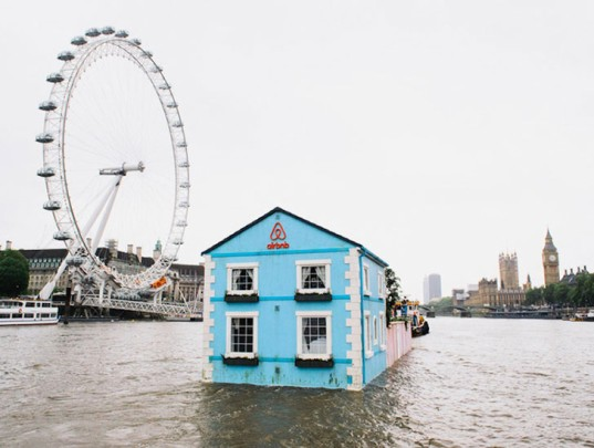 airbnb, London, England, vacation rentals, Thames, rental laws, letting laws, travel