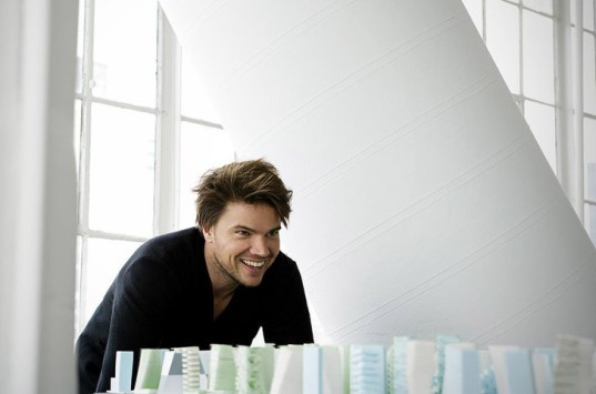 green design, eco design, sustainable design, Royal Academy of Arts London, Bjarke Ingels, BIG Architecture, Annual Architecture lecture