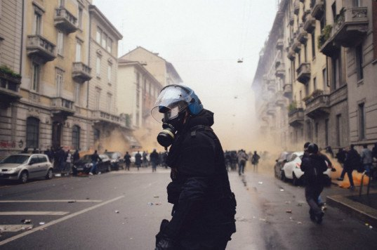 milan expo 2015, milan protests, expo protests, expo violence, milan police, anti-austerity, milan expo cost