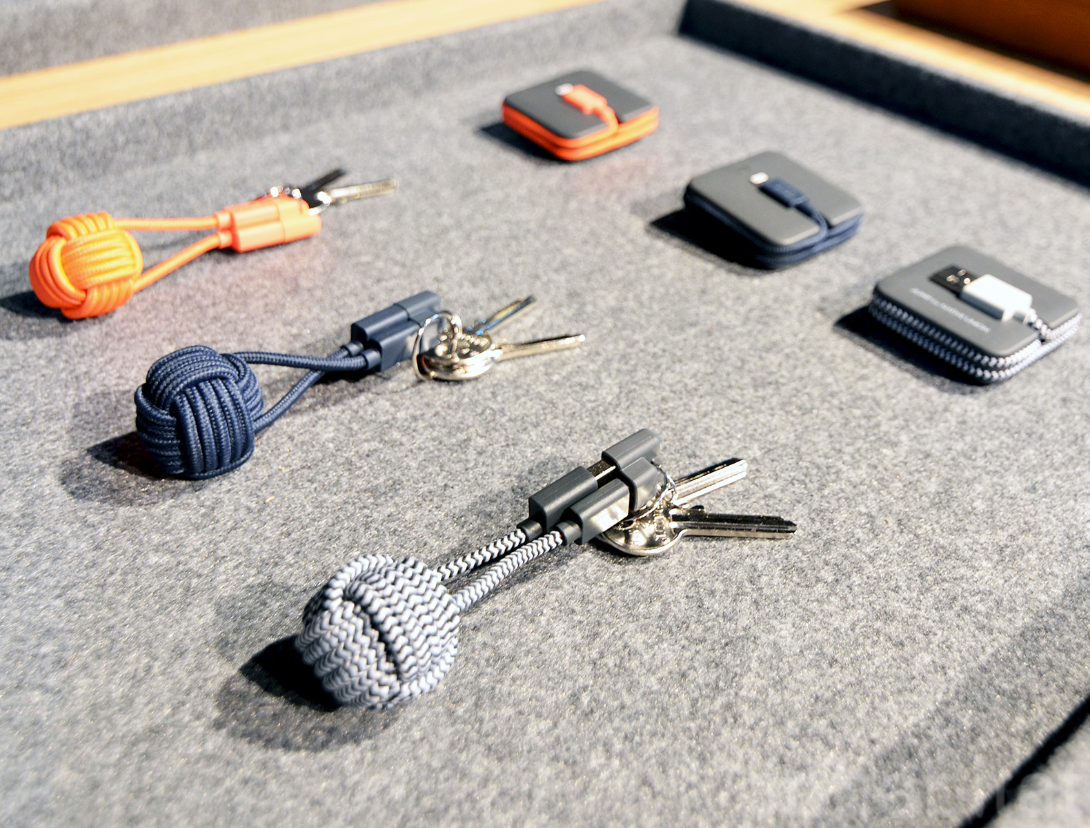Ditch your iPhone charger with Native Union's genius KEY cable