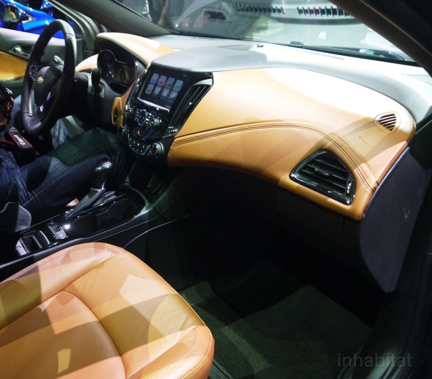 2016 Chevy Cruze Interior « Inhabitat U2013 Green Design, Innovation,  Architecture, Green Building