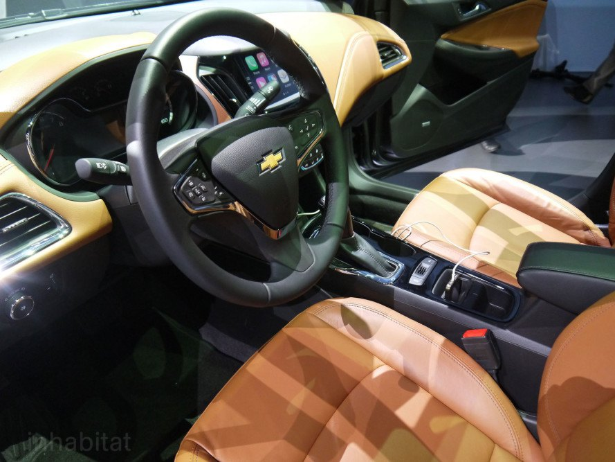 2016 Chevy Cruze Interior Tan « Inhabitat U2013 Green Design, Innovation,  Architecture, Green Building