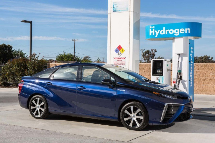 Brilliant Stanford invention makes hydrogen fuel-cell powered cars ...