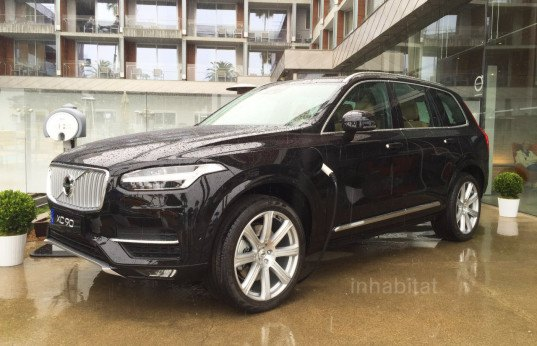 Volvo, Volvo XC90, Volvo XC90 T8, Volvo review, XC90 review, 2016 Volvo XC90, volvo plug-in hybrid, plug-in hybrid, electric car, green car, green transportation, electric motor, plug-in hybrid, hybrid, review