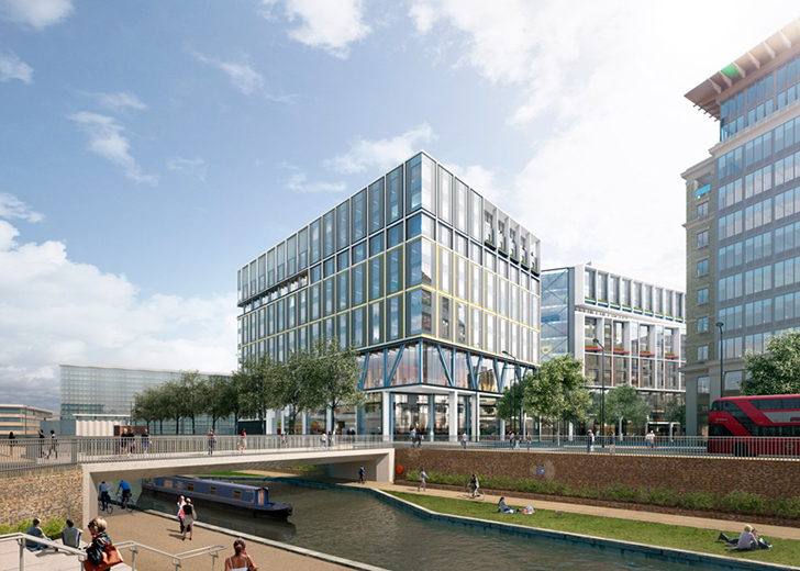 Google brings in heatherwick for its london headquarters project inhabitat green design - Email thomas cook head office ...