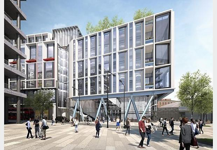Google Brings In Heatherwick For Its London Headquarters