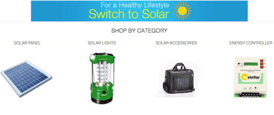 India, online shopping, solar-powered products, solar lantern, solar power, India solar shop, Amazon, Amazon solar store, Amazon solar store in India, green products, renewable energy, clean tech,