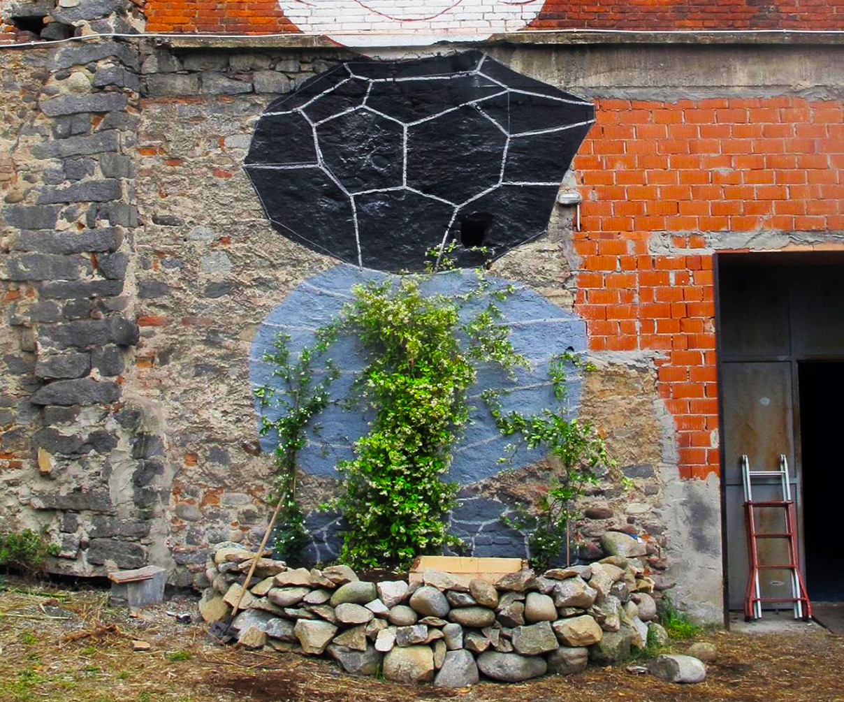 Andreco Used Nature As Art To Create This Intriguing Living Wall