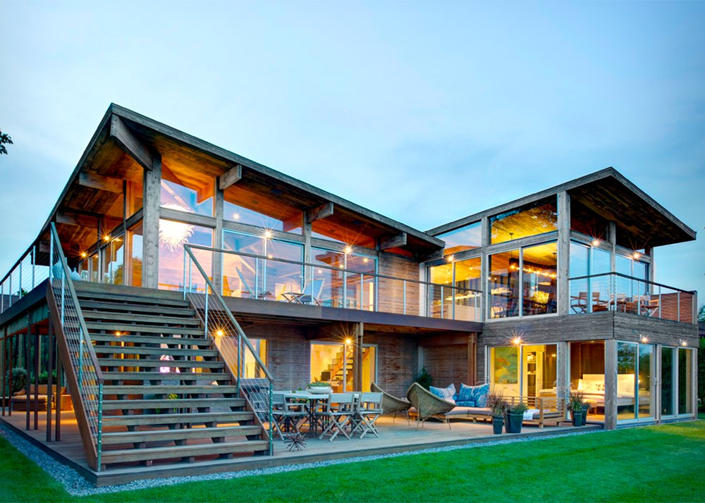 Luxurious Hamptons homes that work with the environment rather than against  it | Inhabitat - Green Design, Innovation, Architecture, Green Building
