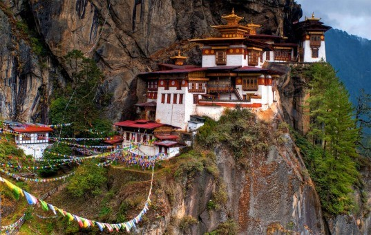 Tiger's Nest, Göran Höglund, Kartläsarn, Gross National Happiness, Sustainable Development, Bhutan, Asia, ecology, eco-tourism, Aman Resorts, Six Senses, vernacular architecture, green building, sustainable building, tradition, Bhutanese architecture