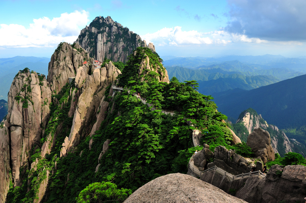 China is modeling a national parks network after U.S. example