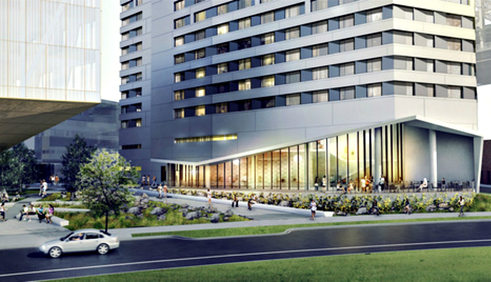 Cornell Tech To Bring The World 39 S First Passive House High Rise Building To Roosevelt Island