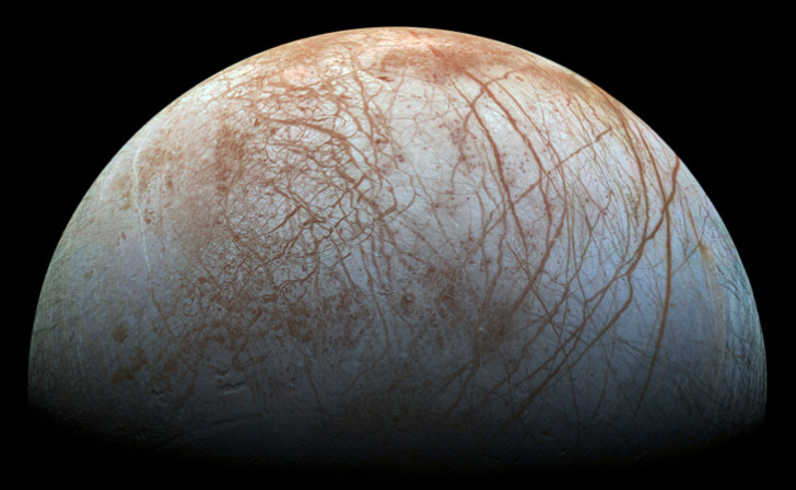 NASA is looking for alien life on Europa