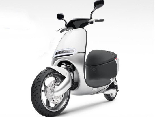 green design, eco design, sustainable design, electric scooter, Gogoro, Smartscooter, sustainable transportation, green transportation