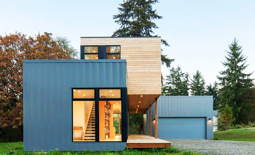... affordable prefab homes. Architecture