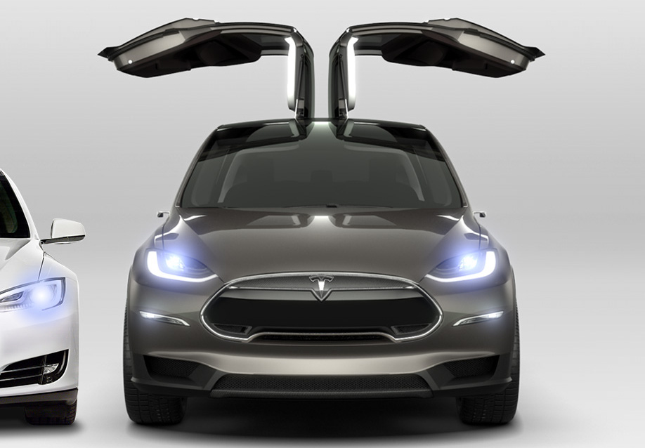 Elon Musk Says Tesla Model X Will Arrive As Early As This