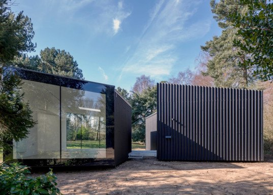 Soup Architects Crafted Stylishly Energy Efficient Garden