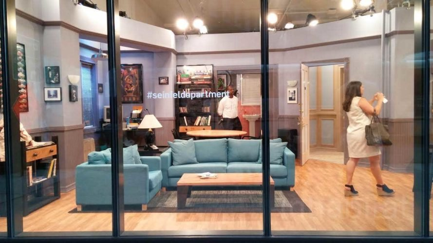 Step Inside A Replica Of The Seinfeld Apartment For Few Days Only This Week
