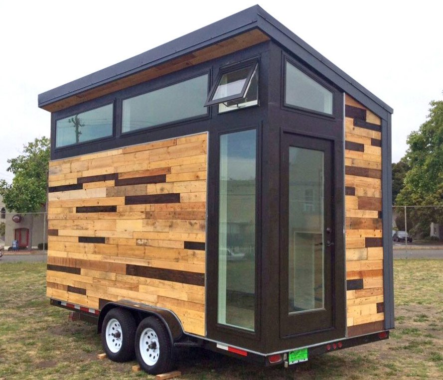 Studio H Home Design Part - 24: Studio H Tiny Home For Sale « Inhabitat U2013 Green Design, Innovation,  Architecture, Green Building