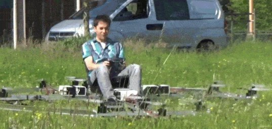flying car, uva, thorston crijns, drone, manned drone, multicopter