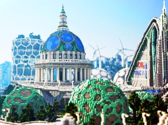 guardian climate hope city minecraft