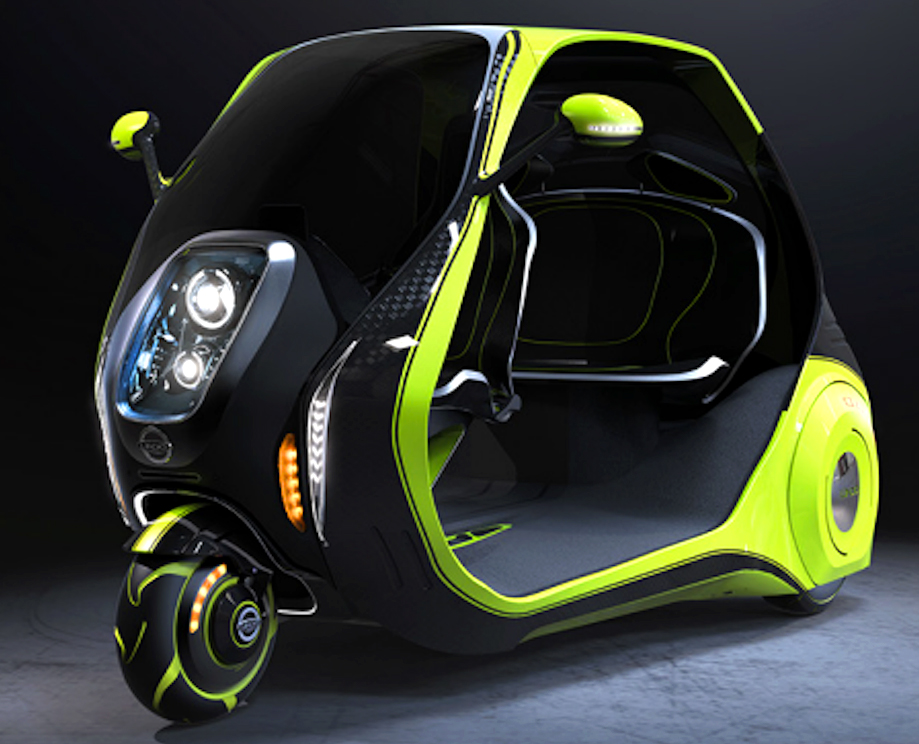 Lindo Smart Is A Quirky Electric Car Designed To Take On City