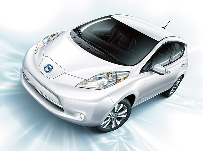 Nissanu0027s Next Generation Leaf Prototype Can Drive Over 310 Miles On A Single  Charge. Innovation
